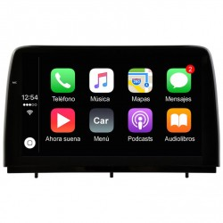 Radio 2din Android GPS Octacore 4GB RAM, 64GB Apple Car Play Ford Focus 2018 2019 2020