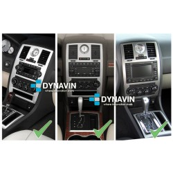 Dynavin N7X 2din OEM CarPlay Chrysler 300 2004, 2005, 2006, 2007, 2009, 2011, 2012
