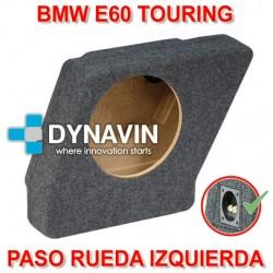 BMW E60 TOURING - CAJA ACUSTICA PARA SUBWOOFER ESPECÍFICA PARA HUECO EN EL MALETERO