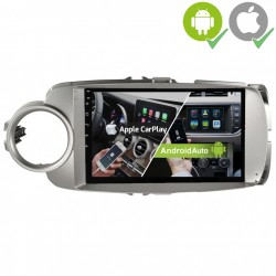 Radio 2din Android GPS Octacore 64GB FLASH. Android car play gps Toyota Yaris xp130 y xp150 2010, 2011, 2012, 2013, 2014, 2015