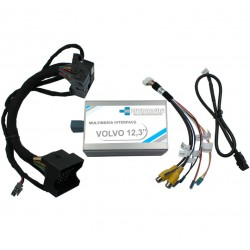 """VOLVO SENSUS CONNECT 12,3"""" - INTERFACE MULTIMEDIA DYNALINK"""