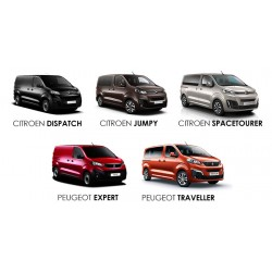 Android gps px5 Citroen SpaceTourer 2017, 2018. Peugeot Expert 2017, Toyota Proace, Citroen Jumpy 2017