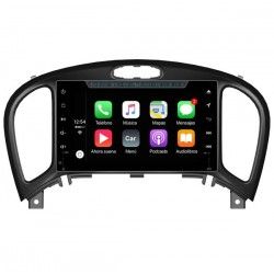 Pantalla Auto-Radio Multimedia Android Carplay Nissan Juke F15 2010, 2012, 2014, 2017