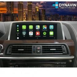 Pantalla multimedia Dynavin-MegAndroid Android Auto CarPlay para BMW F06 F12 F13