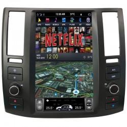 Pantalla multimedia Dynavin-MegAndroid Android Auto CarPlay para Infiniti FX35, FX45 2003 2004 2005 2006 2007 2008