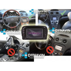 TOYOTA PRADO / LAND CRUISER (ANTIGUO) - VOLKSWAGEN TOUAREG (+2010) - 2DIN GPS HD USB SD DVD BLUETOOTH