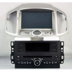 Radio 2din Android GPS Octacore 4GB RAM, 64GB ROM INAND FLASH. Android Chevrolet Captiva 2012, 2013, 2014, 2015, 2016