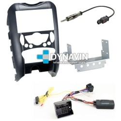 MINI R55, R56, R57 - 2DIN KIT RADIO UNIVERSAL
