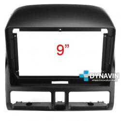 Soporte y marco fascia 2din 9DIN, 10DIN para pantalla android car play Honda CRV RD4 RD5 RD6 RD7 2001 2003 2004 2005 2006