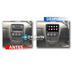 Radio 2din Android GPS Octacore 64GB FLASH. CarPlay Android Auto Honda CRV RD1 RD2 RD3 1997 1999 2000 2001