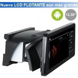 Novedad pantalla gigante flotante Android 10 Snapdragon octacore 4/64gb CarPlay Android Auto BMW Professional E60 E61 E62