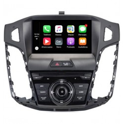Radio 2din Android 10 GPS Octacore 4GB RAM, 64GB ROM INAND FLASH. Android car dvd Ford Focus MK3 2012, 2013, 2014, 2015