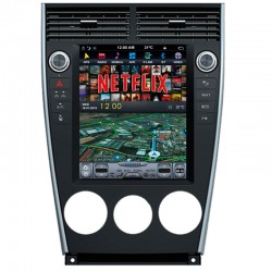 Pantalla multimedia Dynavin-MegAndroid Android Auto CarPlay para Mazda 6 2002 2003 2004 2005 2006 2007 2008 2009