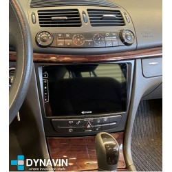 Dynavin N7X Pro 2din OEM CarPlay, Android Auto Mercedes Clase E W211 y CLS W219