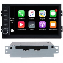 Radio 2din Android GPS Octacore 4GB RAM, 64GB ROM INAND FLASH. Android car dvd Peugeot 308S 2015, 2016 pantalla tactil
