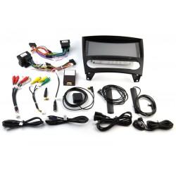 Pantalla CarPlay Android GPS Octacore 4GB RAM, 64GB. Mercedes Clase C W203, Mercedes CLK W209 2004 2005 2006 2007