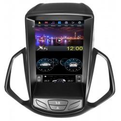 Pantalla multimedia Dynavin-MegAndroid Android Auto CarPlay para Ford Ecosport 2013, 2014, 2015, 2016, 2017, 2018