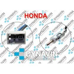 HONDA TIPO 1 - CONECTOR ANTENA DE RADIO AMPLIFICADO 12V