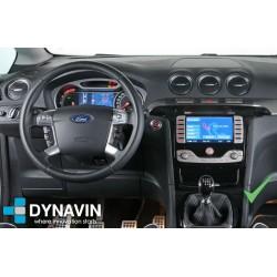 Pantalla Dynavin Android Auto CarPlay para Ford S-MAX 2006 2007 2008 2009 2012 2013 2014