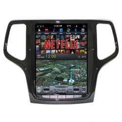 Pantalla multimedia Dynavin-MegAndroid Android Auto CarPlay para Jeep Grand Cherokee 2010,  2012, 2015, 2016, 2017, 2018