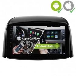 Android 2din gps Octacore 4-64GB y 6-128. Cámara trasera CarPlay Android Auto Renault Koleos 2007 2009 2011 2013 2015