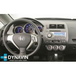 Pantalla Multimedia Dynavin-MegAndroid Android Auto CarPlay Honda Jazz 2001 2003 2005 2007 2008