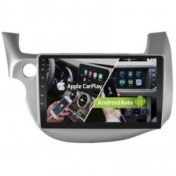 Pantalla Multimedia Dynavin-MegAndroid Android Auto CarPlay Honda Jazz 2009 2010 2011 2012 2013 2014