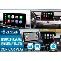 AUDI MMI 3G 4G MIB MIB2... CAR PLAY, CAMARA TRASERA, CAMARA DELANTERA