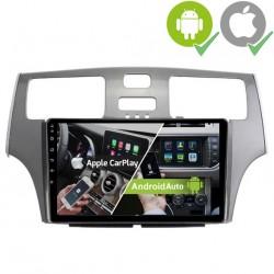 Pantalla Multimedia Dynavin-MegAndroid Android Auto CarPlay Lexus ES300 ES330 XV30 2001 2002 2003 2004 2005 2006