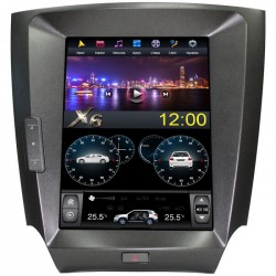 Radio gps pantalla android tipo Tesla Lexus IS. Car play, iphone, Android auto Lexus IS 2006, 2008, 2010, 2012