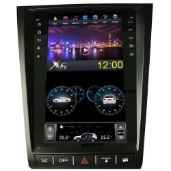 Pantalla Multimedia Dynavin-MegAndroid Android Auto CarPlay Lexus GS300 GS350 GS400 GS430 GS460 2004 2006 2008 2010