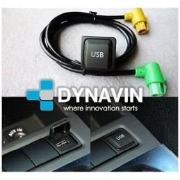 CONECTOR USB ORIGINAL - INTERFACE PARA GRUPO VAG