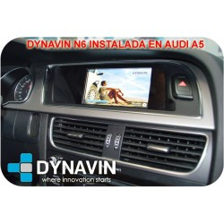 AUDI A4, A5, Q5 (NON MMI) - DYNAVIN N6