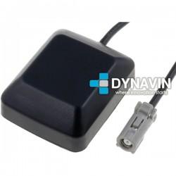 "ANTENA GPS 28dBi MAGNETICA: CONECTOR ""AVIC N"""