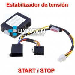 START, STOP ESTABILIZADOR TENSION: 12V. 5/10AMP.