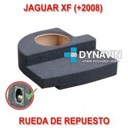 JAGUAR XF (+2008) - CAJA ACUSTICA PARA SUBWOOFER ESPECÍFICA PARA HUECO EN EL MALETERO