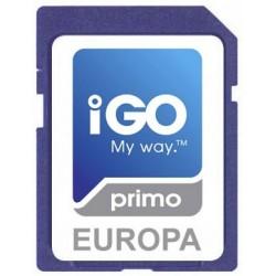 IGO PRIMO 3D EUROPA - MAPAS CON LICENCIA ORIGINAL