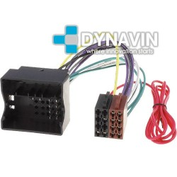 FIAT - CONECTOR ISO UNIVERSAL