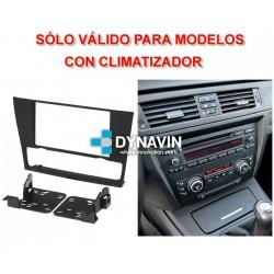 BMW SERIE 3: E90, E91, E92, E93 - MARCO ADAPTADOR 2 DIN