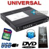 DVD BOX UNIVERSAL