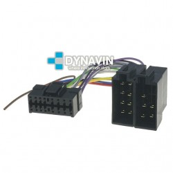 CONECTOR ISO CLARION - 16pin