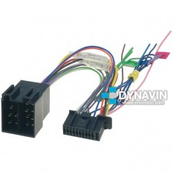 CONECTOR ISO KENWOOD - 22pin