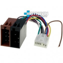 CONECTOR ISO KENWOOD - 14pin ( 20 x 10mm )