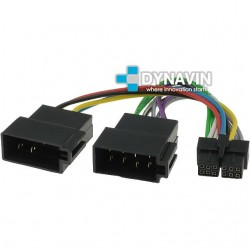 CONECTOR ISO LG - 12pin ( 19 x 8mm )