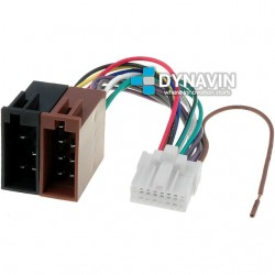CONECTOR ISO PANASONIC - 16pin ( 21 x 8mm )