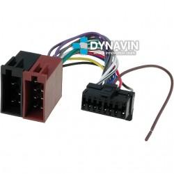 CONECTOR ISO PANASONIC - 16pin ( 29 x 11mm )