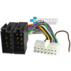 CONECTOR ISO PIONEER - 14pin ( 29 x 8mm )