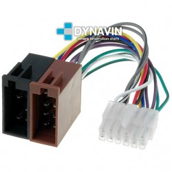 CONECTOR ISO PIONEER - 12pin( 26 x 10mm )