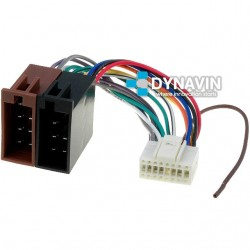 CONECTOR ISO PIONEER - 16pin ( 29 x 8mm )