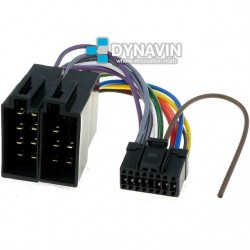 CONECTOR ISO PIONEER - 10pin ( 20 x 10mm )
